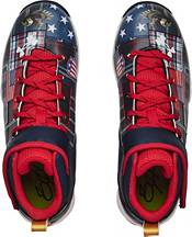 Under Armour Kids' Harper 5 RM Baseball Cleats product image
