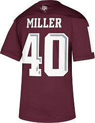 quality design b603c a0a7f adidas Men's Von Miller Texas A&M Aggies Maroon #40 Replica Football Jersey