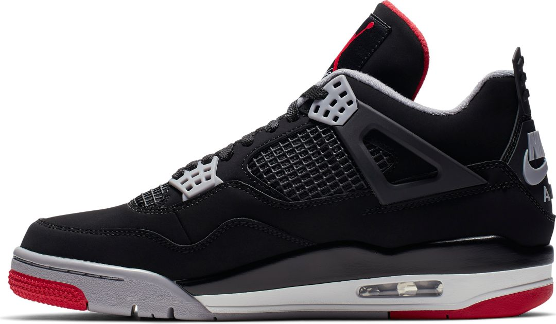 Jordan Men's Air Jordan 4 Retro Basketball Shoes