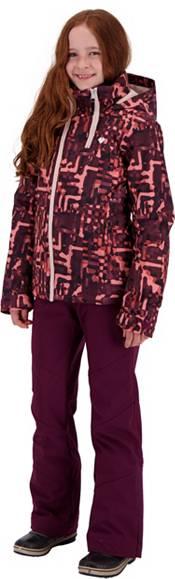 Obermeyer Junior's Taja Print Insulated Jacket product image