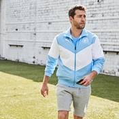 PUMA Men's Manchester City '21 Prematch Blue Jacket product image
