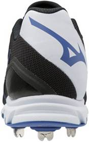 Mizuno Men's 9-Spike Dominant IC Metal Baseball Cleats product image