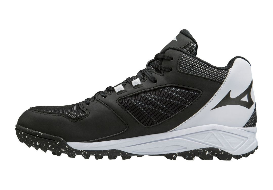 9fbe1ef502ef Mizuno Men's Dominant All Surface Mid Turf Baseball Cleats. noImageFound.  Previous. 1. 2. 3