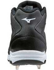 Mizuno Women's 9-Spike Advanced Sweep 4 Mid Metal Fastpitch Softball Cleats product image