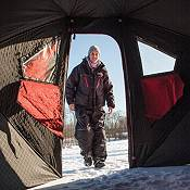 Eskimo Outbreak 450i 5-Person Pop-Up Ice Fishing Shelter product image