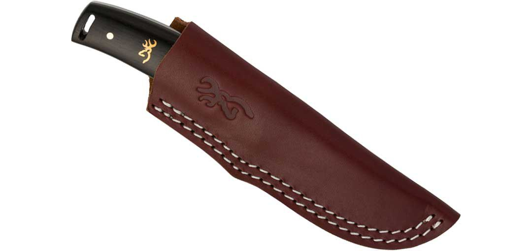 Browning Buckmark Drop Point Fixed Blade Knife