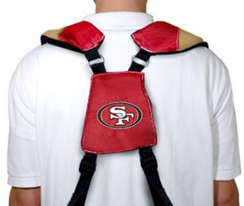 Team Golf Fairway San Francisco 49ers Stand Bag 3 28350201a