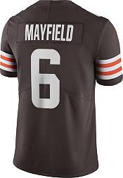 Nike Men's Home Limited Jersey Cleveland Browns Baker Mayfield #6 product image