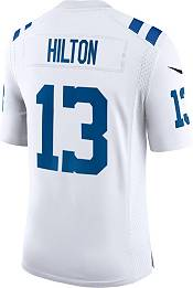 Nike Men's Indianapolis Colts T.Y. Hilton #13 White Limited Jersey product image