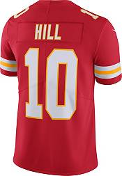Nike Men's Kansas City Chiefs Tyreek Hill #10 Red Limited Jersey product image