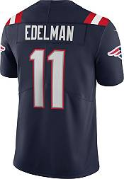 Nike Men's New England Patriots Julian Edelman #11 Navy Limited Jersey product image