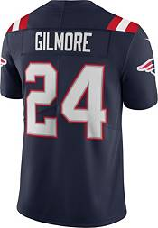 Nike Men's New England Patriots Stephon Gilmore #24 Navy Alternate Limited Jersey product image