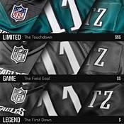 Nike Men's Philadelphia Eagles Miles Sanders #26 Green Alternate Limited Jersey product image