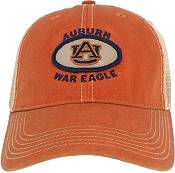 League-Legacy Men's Auburn Tigers Orange Old Favorite Adjustable Trucker Hat product image