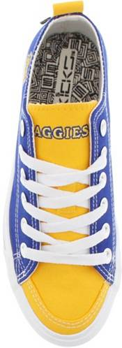 Skicks North Carolina A&T Agges Low Top Shoes product image