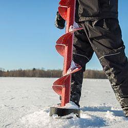 Eskimo Pistol Bit Ice Power Ice Auger