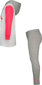 Jordan Little Girls' Hoodie Dress and Leggings Set product image