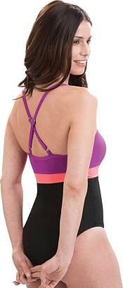 Dolfin Women's Aquashape Colorblock X-Back Swimsuit product image