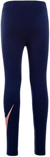 Nike Little Girls' Sportswear Leg-A-See Leggings product image