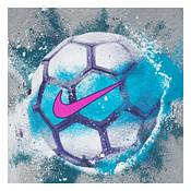 Nike Little Girls' Soccer Ball Graphic T-Shirt product image