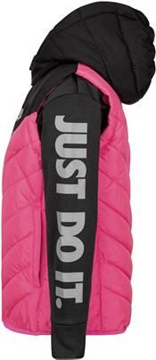 Nike Girl's Colorblock Padded Jacket product image