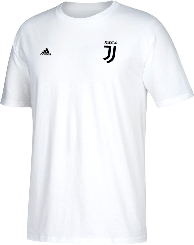 size 40 f8fd3 c7127 adidas Men's Juventus Cristiano Ronaldo #7 White Player T-Shirt