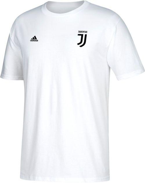 e9bed4e856 adidas Men s Juventus Cristiano Ronaldo  7 White Player T-Shirt ...