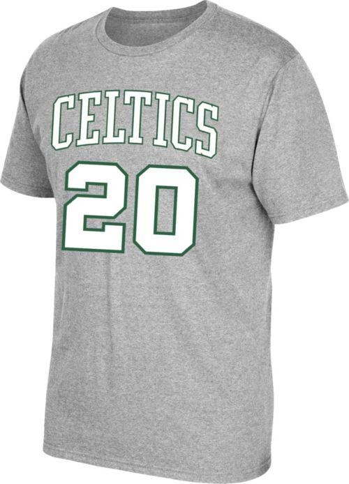 606ed6d0e adidas Men s Boston Celtics Gordon Hayward  20 Grey T-Shirt. noImageFound.  Previous