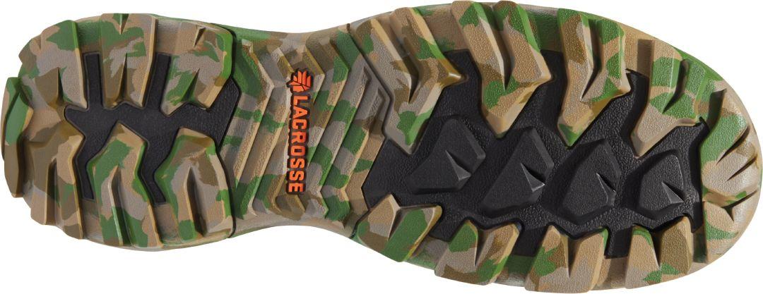 c359c97b1b2 LaCrosse Men's Alphaburly Pro 18'' Realtree Edge Rubber Hunting Boots