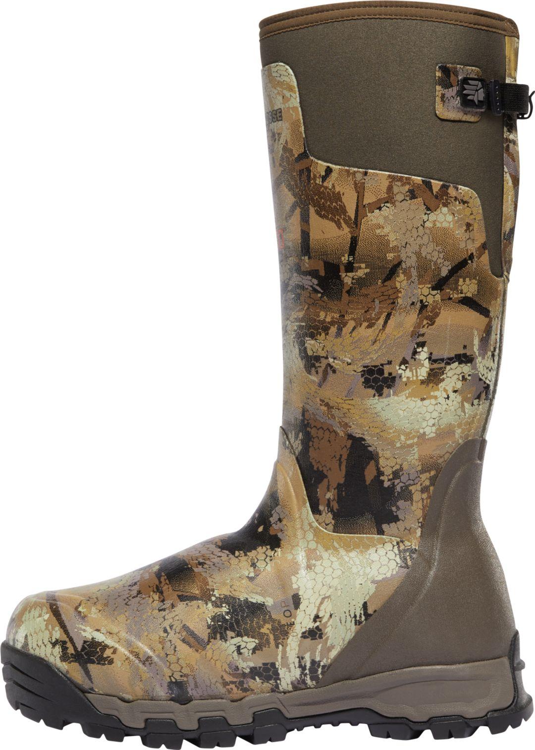 f41e27908fa LaCrosse Men's Alphaburly Pro 18'' Gore OPTIFADE Marsh 1600g Rubber Hunting  Boots