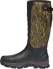 LaCrosse Men's 4xAlpha 16'' Mossy Oak Bottomland 7.0mm Rubber Hunting Boots product image
