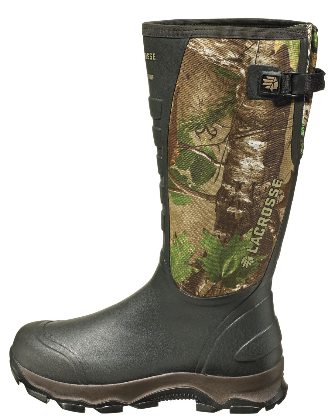 "b9f6abab6a483 LaCrosse Men's 4x Alpha Snake Boot 16"" 3.5 mm Hunting 