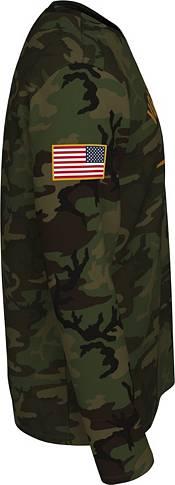 Nike Men's Tennessee Volunteers Camo Veteran Long Sleeve T-Shirt product image