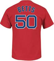 Majestic Youth Boston Red Sox Mookie Betts #50 Red T-Shirt product image