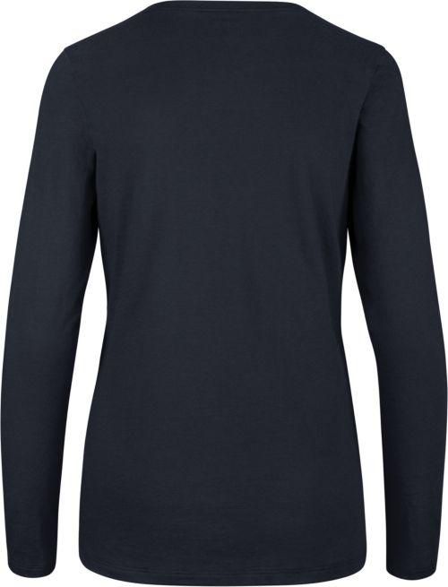 47 Women s New England Patriots Still Here Navy Long Sleeve Shirt ... c4747ebf7