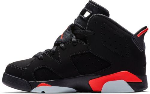 9a31b2d99ab8e8 Jordan Kids  Preschool Air Jordan Retro 6 Basketball Shoes