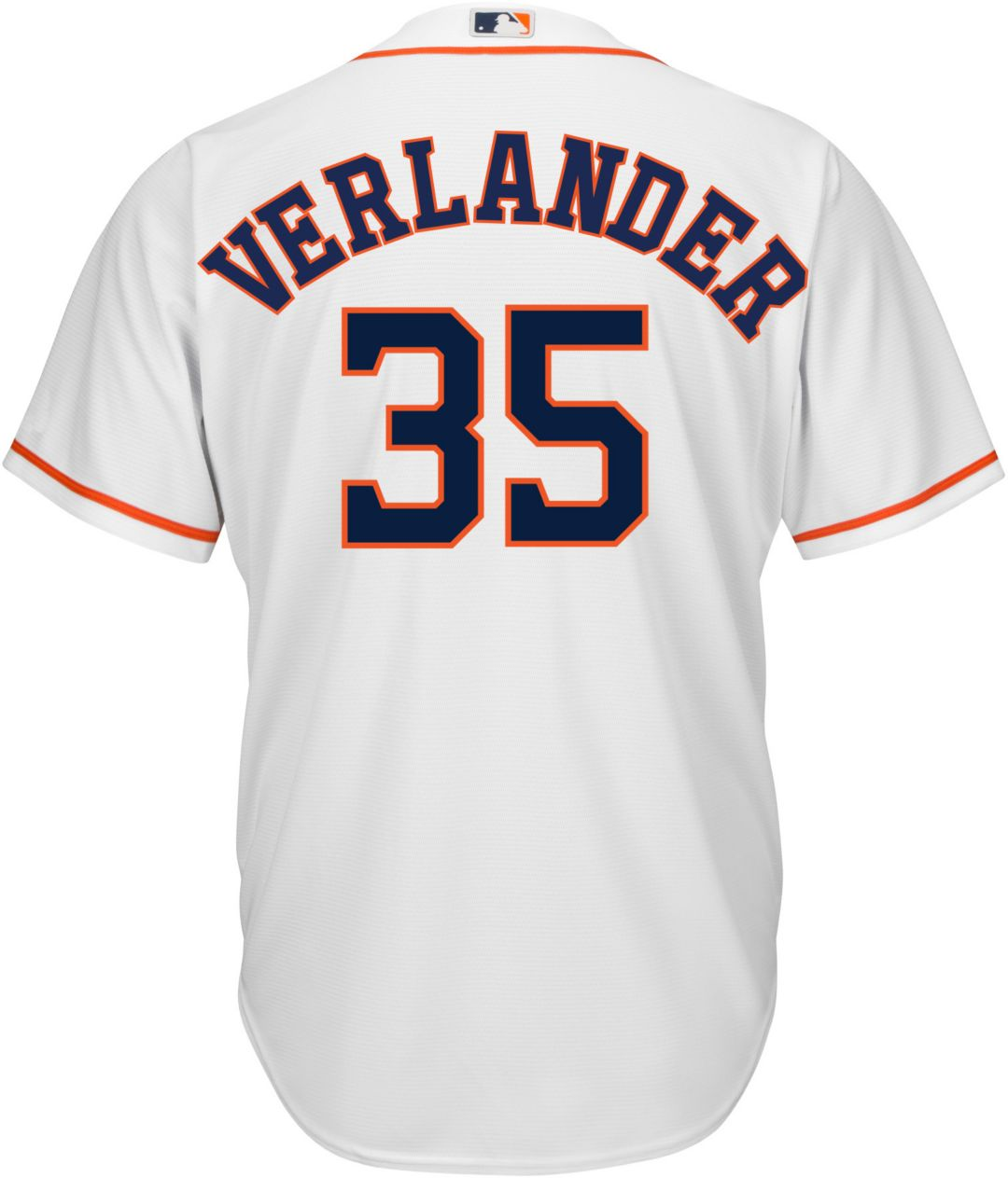 big sale 9a64f c1bbb Youth Replica Houston Astros Justin Verlander #35 Home White Jersey