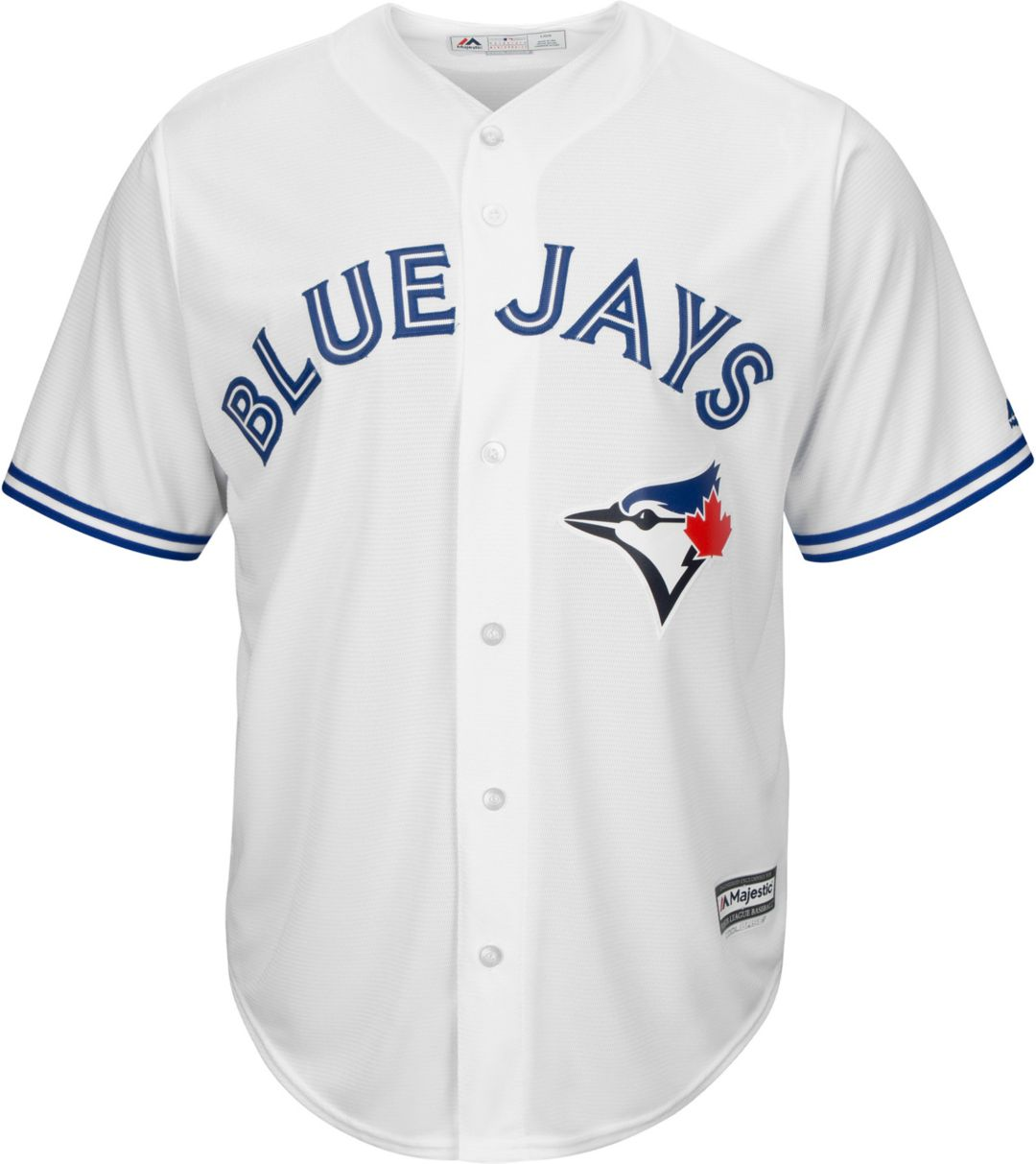 f7a30c8a7 Majestic Youth Replica Toronto Blue Jays Josh Donaldson #20 Cool Base Home  White Jersey