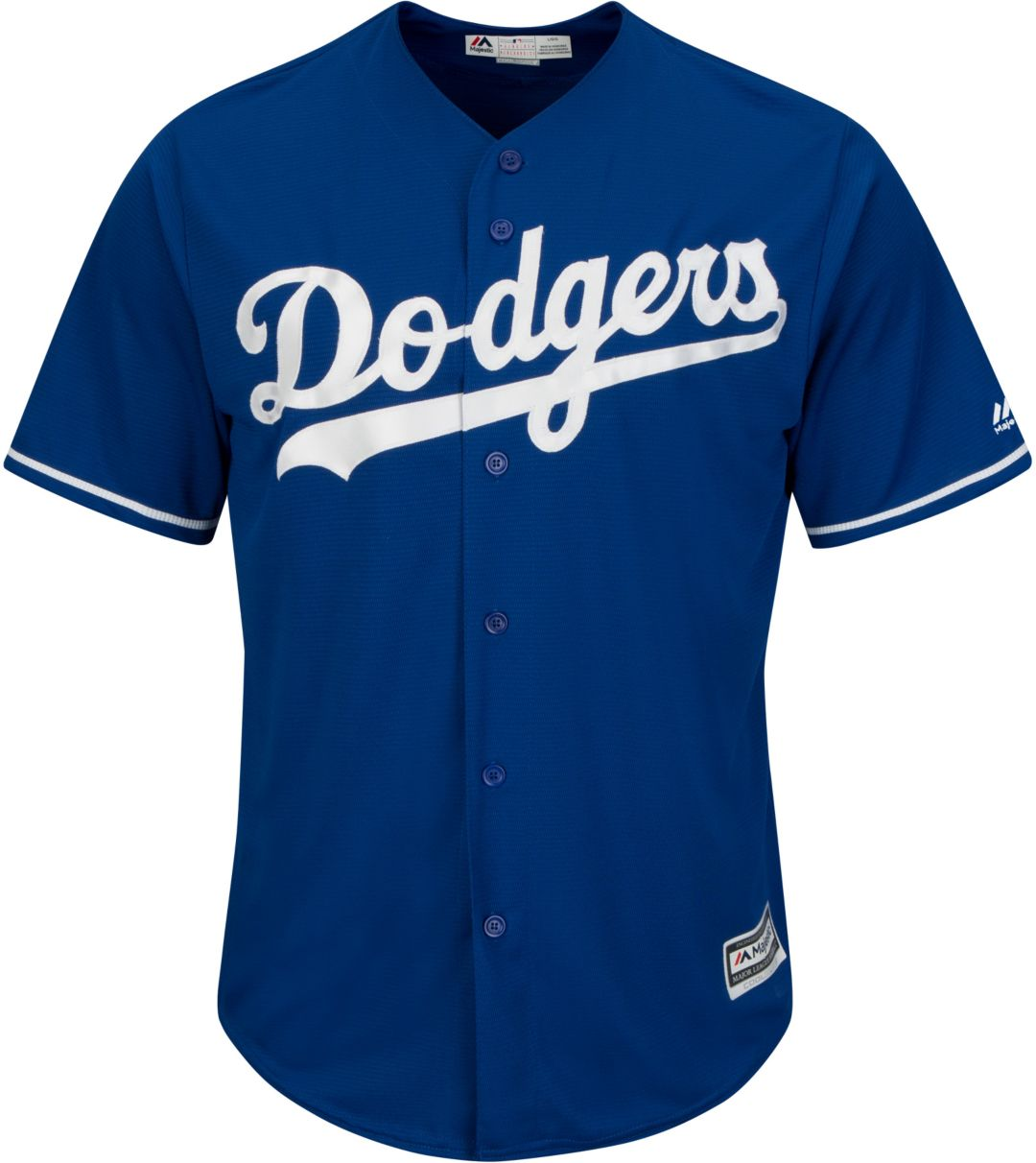 best service 37684 a64f5 Majestic Youth Replica Los Angeles Dodgers Chris Taylor #3 Cool Base  Alternate Royal Jersey