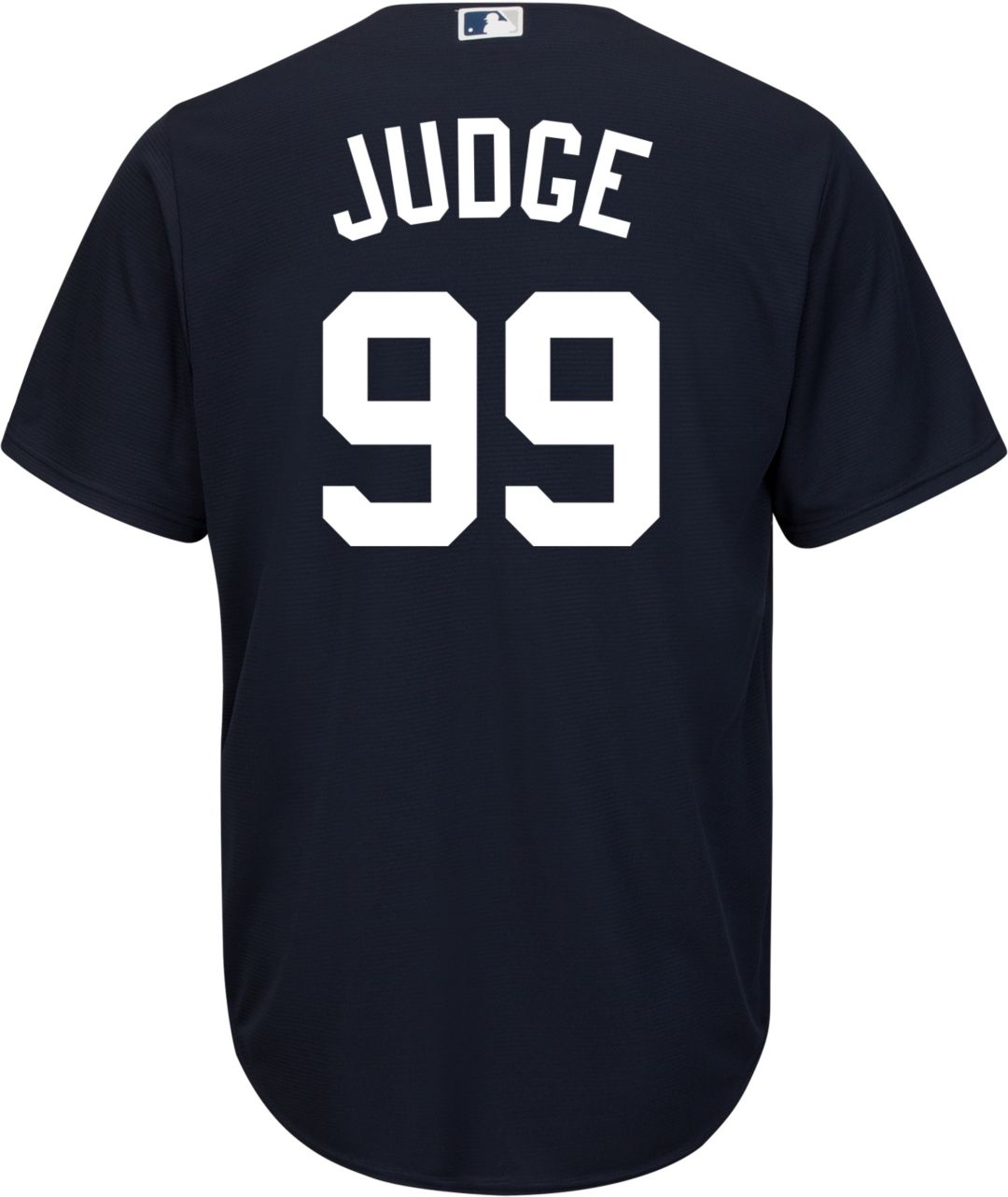 new style 3d956 a426b Youth Replica New York Yankees Aaron Judge #99 Alternate Navy Jersey