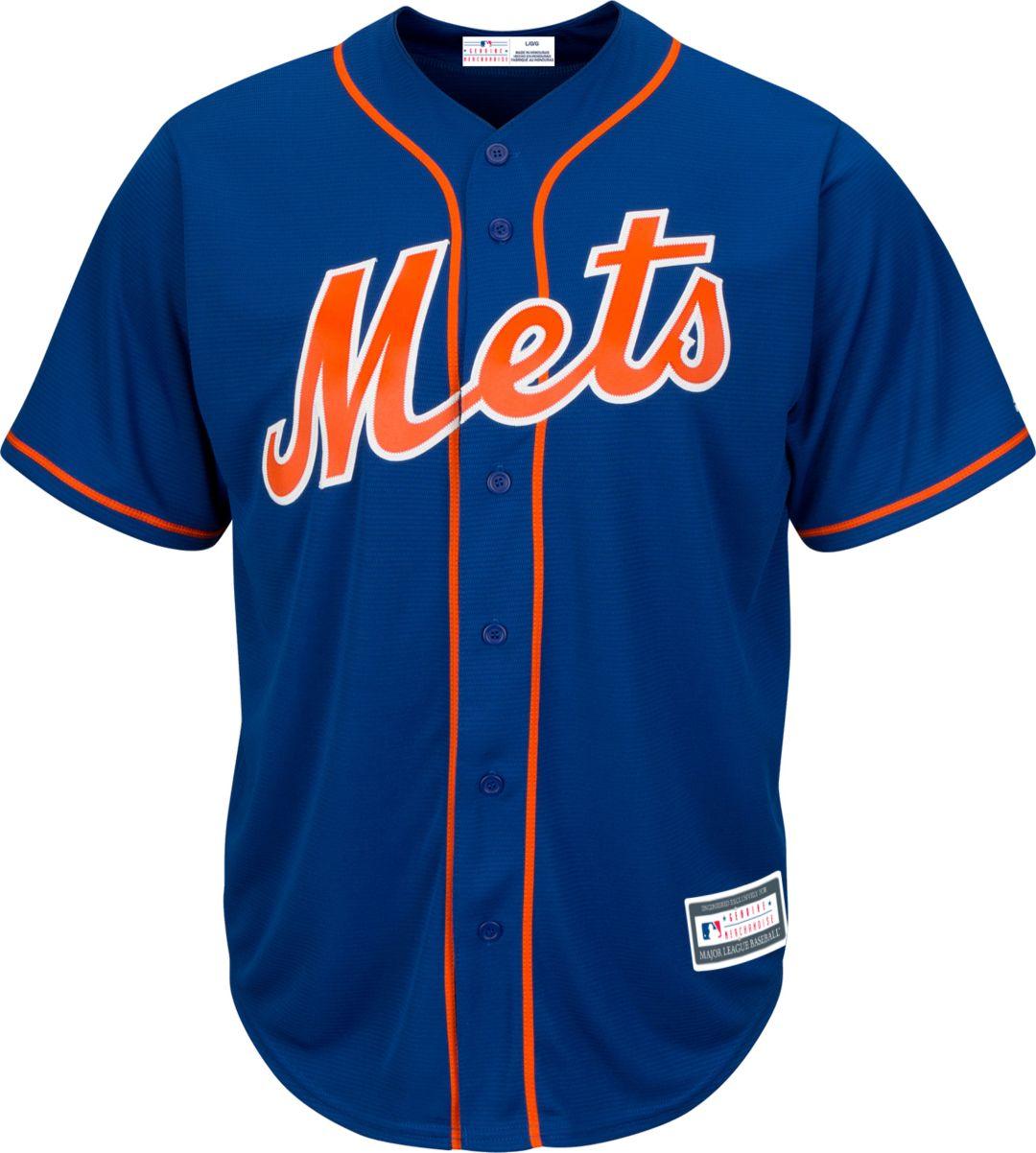 best sneakers 20a91 86087 Youth Replica New York Mets Noah Syndergaard #34 Alternate Royal Jersey