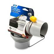 Camco RV Easy Slip 4-in-1 Sewer Adapter product image