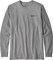 Patagonia Men's P-6 Logo Responsibili-Tee Long Sleeve Shirt product image