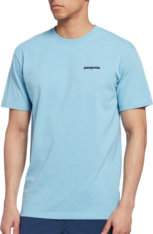 0c016784172ee Patagonia Men s P-6 Logo Responsibili-Tee T-Shirt