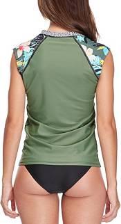 Body Glove Women's Oahu Exhale Short Sleeve Rash Guard product image
