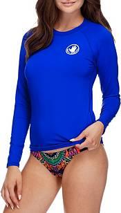Body Glove Women's Sleek Long Sleeve Rash Guard product image