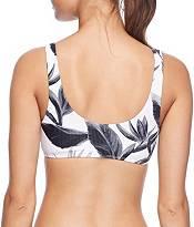 Body Glove Women's Black White Kate Bikini Top product image