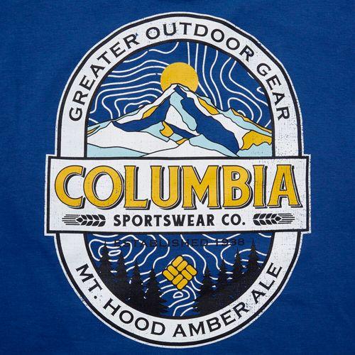 e2c8d3b325d Columbia Men's Mountain Back Hit T-Shirt. noImageFound. Previous. 1. 2. 3