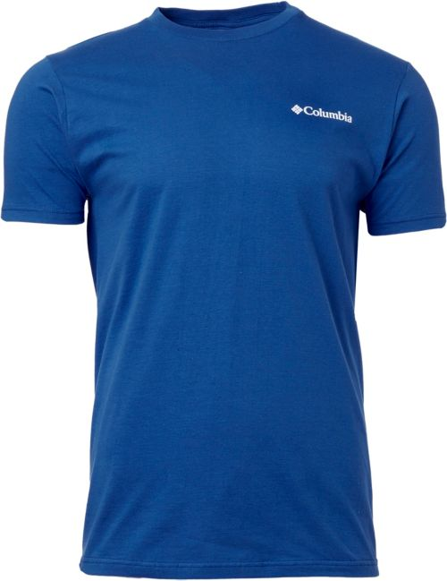 b69e3818a9c Columbia Men's Mountain Back Hit T-Shirt. noImageFound. Previous. 1. 2