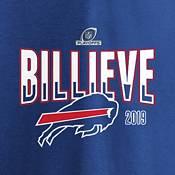 NFL Men's Buffalo Bills Billieve Royal 2019 Playoffs Hoodie product image